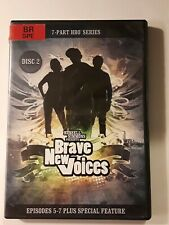 Russell Simmons Presents Brave Voices On DVD D48