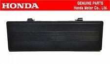 HONDA GENUINE CIVIC EG6 SIR Single DIN Radio Stereo Block Off Delete  OEM JDM