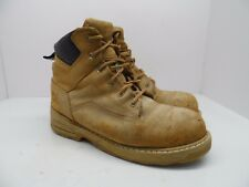 "Timberland PRO Men's 6"" Composite Toe Work Boot Wheat"