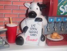 Chick Fil A Cow Figurine Chicken Nugget Drnk Lot fits Barbie Dolls Play Food Lot