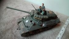 American Sherman m10 Tank Destroyer 1/35 PRO BUILT/Made F Spares Repair
