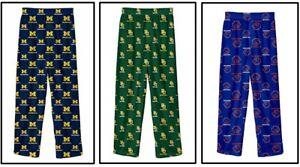 Toddler Pajama Pant, Baylor Bears, Boise State Broncos, Michigan Wolverines