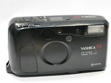 Yashica T4 35mm camera, with Carl Zeiss T* 35mm 1:3.5 AF lens *Works but Read*