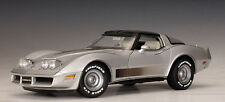 1982 CHEVROLET CORVETTE COLLECTOR EDITION 1:18 AUTOart RARE BRAND NEW IN BOX