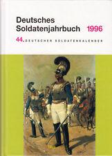 Deutsches Soldatenjahrbuch 1996 44. Deutscher Soldatenkalender Westfront 2. WK