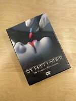 Six Feet Under - The Complete First Season (DVD, 2003, 4-Disc Set) Sealed NEW