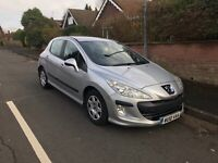 2010 PEUGEOT 308 1.6 HDi 90 SPORT 5dr HATCHBACK SALVAGE DAMAGED REPAIRABLE