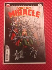 Mister Miracle #1 Directors Cut Signed