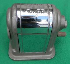 Vintage Boston Ranger 55 Pencil Sharpener