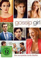GOSSIP GIRL, Staffel 5 (5 DVDs) NEU+OVP