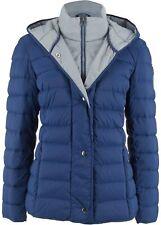 Daunenjacke in 2-in-1 Optik Gr. 44 Mitternachtsblau Damen-Jacke Winterjacke Neu*