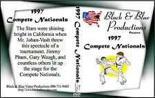 1997 Compete Nationals Karate Tournament DVD