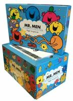 Mr Men My Complete Collection 47 Books Box Gift Set  By Roger Hargreaves
