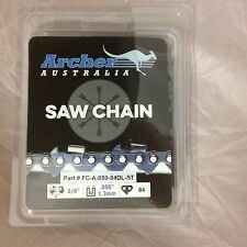 """24"""" Chainsaw Chain 3/8 .050 84 DL SKIP TOOTH replaces Stihl 72JGX084G 33RSF-84"""