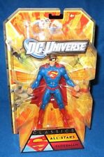 DC Universe classics All Stars Superman Action Figure 2012 NEW W7517