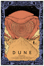 Dune by Killian Eng -  Rare Sold out Mondo print