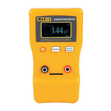 M6013 LCD High Accuracy Capacitor Meter Measuring Capacitance Resistance NEW