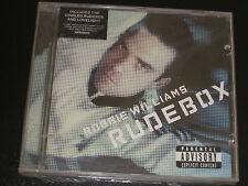 ROBBIE WILLIAMS RUDEBOX  CD SIGILLATO