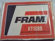 Automatic Transmission Overhaul Kit Fram KT1089 - 1968-76 Toyota Corolla Corona