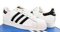 Adidas Superstar EG4958 Herrenschuhe Sneaker weiß/schwarz Gr. UK 4.5-UK 11 Sale%