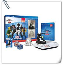 PSV Disney Infinity: Marvel Super Heroes Starter Pack (2.0 Edition) VITA Games