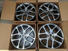 "23322703 Gm Oem Factory 17"" Aluminum Wheels for 2016-2019 Chevy Cruze Set of 4"