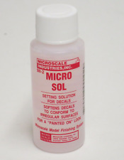 Microscale MI-2 Micro Sol Decal Setting Solution 1 oz.