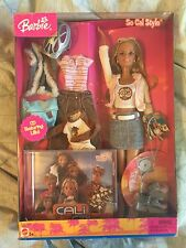 2004 Barbie Cali Girl Unopened With CD Ft. Lillix