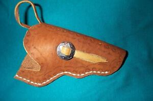 HERITAGE BARKEEP, CROSS DRAW LEATHER HOLSTER, SMALL FRAME, RIGHT HAND