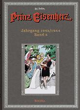 Prinz Eisenherz, BOCOLA Verlag, Hal Foster-Gesamtausgabe, Band 4, Jg. 1943/1944