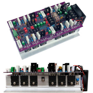 HiFi 2.0 Amplifiers class A stereo audio dual channel amplifier board Upgraded