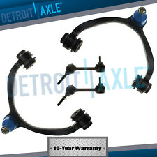 03-11 Ford Crown Victoria Front Upper Control Arm Ball Joint Sway Bar Link Kit