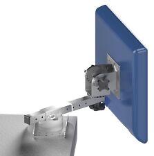 Kitchen Display System Shelf Edge Mount+ Adjust. Arm+Adjust. Base VESA PN 80113