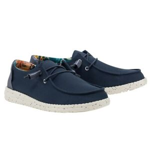 Hey Dude Ladies Wendy Denim Shoes 121412413
