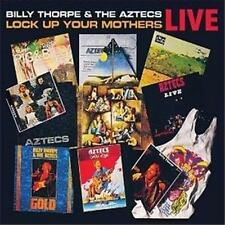 BILLY THORPE & THE AZTECS Lock Up Your Mothers... Live CD NEW