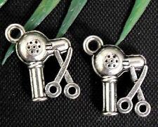 Free Ship 22Pcs Tibetan Silver(Lead-Free)hair dryer Charms Pendants 16x11mm