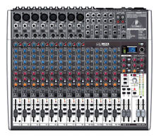 Behringer XENYX X2222USB 22-Channel Mixer Board w/ USB & FX Everything Included!
