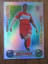 Match Attax 2008/09 MOTM card - Robert Huth of Middlesbrough