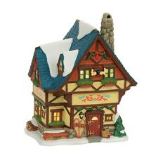 """Dept. 56 Alpine Village """"Bavarian Cottage"""" ~ New ~ Mib!"""