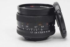 Contax 50mm F1.7 Planar T* Lens 50/1.7 C/Y Mount                            #490