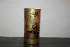 Rosenthal - Björn Wiinblad schöne Scheherazade Vase 18 x 9 cm Handgemalt