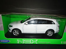 Welly Audi Q7 White 1/18