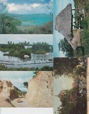NICARAGUA 8 Cartes Postales 1900-1970.