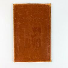 1930 The Book of Baby Mine Soft Leather Bound Keepsake Journal