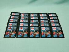 Topps Bundesliga Sticker 2019/2020  25 Tüten / 125 Sticker  19/20