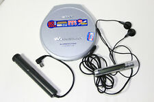 Sony CD Walkman Discman D- E999 working