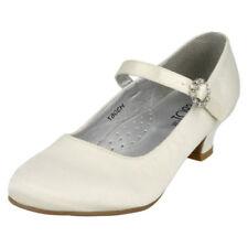 Scarpe medio elegante con fibbia per bambine dai 2 ai 16 anni
