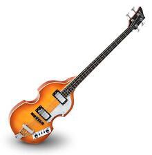 Vintage Violin E-Bass Beatbass Sunburst Sir Paul Violinbass Bassgitarre Bass