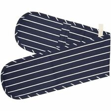 Kitchen Craft Striped Double Oven Mitts & Pot Holders