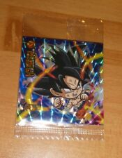 DRAGON BALL SUPER WARRIOR SEAL WAFER Z ANIME JP Akira toriyama W7-06 GR SEALED
